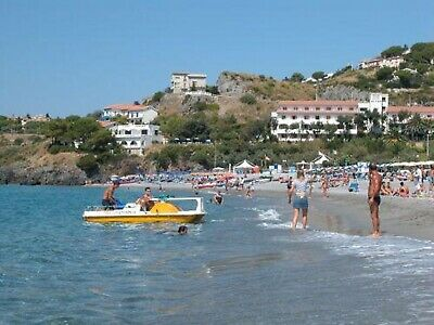 Seaside property real estate in Italy for sale M1 bed apartment beach center #C5