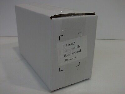 Made for Barclaycard PDQ Receipt Rolls Box 20 531662 New Sealed