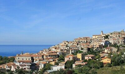 RESERVED Seaside property in Italy for sale 3 bed apartment beach center #C8
