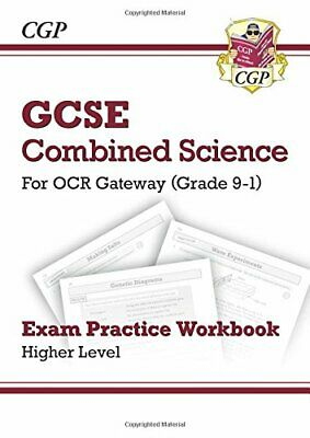 New Grade 9-1 GCSE Combined Science: OCR Gateway Exam Practice Workbook - Highe