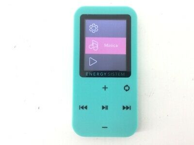Reproductor Mp4 Energy Sistem Touch 8Gb 4725275