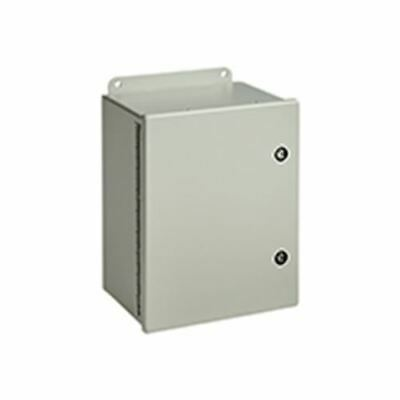 "Junction Box Steel 12""L X 6""W"