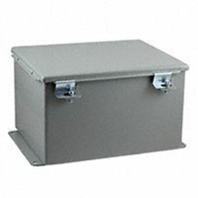 "Junction Box Steel 14""L X 8""W"