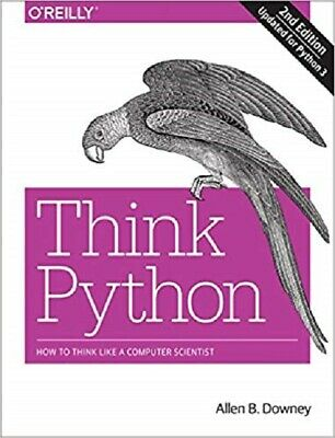Think Python, 2nd Edition - [P.D.F] book by Oreilly