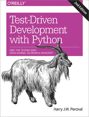 Test-Driven Development with Python, 2nd Edition - [P.D.F] book by Oreilly