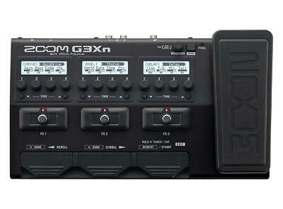 Zoom G3Xn Multi Effects Pedal