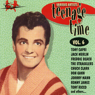 Various - Teenage Time Vol.6 (CD) - Rock & Roll