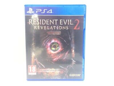 Juego Ps4 Resident Evil Revelations 2 Ps4 4726322