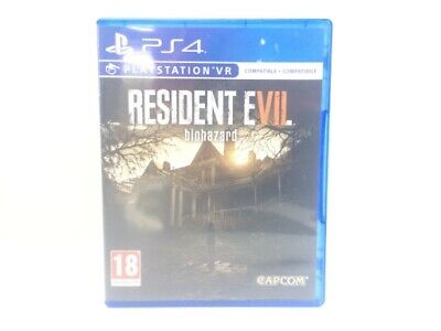 Juego Ps4 Resident Evil 7 Biohazard Ps4 4726399