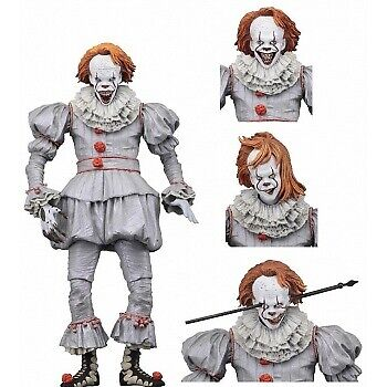 Stephen King ES Remake Actionfigur: Utimate Well House Pennywise (18 cm)
