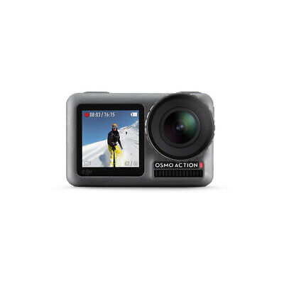 DJI Osmo Action Cam Digital Camera with 2 displays 11m waterproof 4K HDR-Video