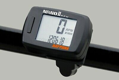 Daytona Nano2 digital LCD Rev counter RPM meter Instrument background Light