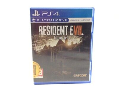 Juego Ps4 Resident Evil 7 Biohazard Ps4 4726974