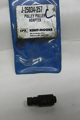 Kent Moore #J-25034-257 Pump Shaft Pulley Puller Adapter Tool From Gm Dealership