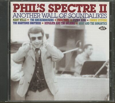 Various - Phil's Spectre Vol. 2 - Another Wall Of Soundalikes - Concept/Tribu...