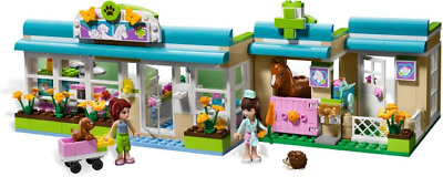 Lego 3188 Friends La Clinique Veterinaire Heartlake Notice