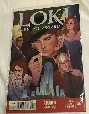 Loki: Agent Of Asgard #5 - 1st Print New & Bagged