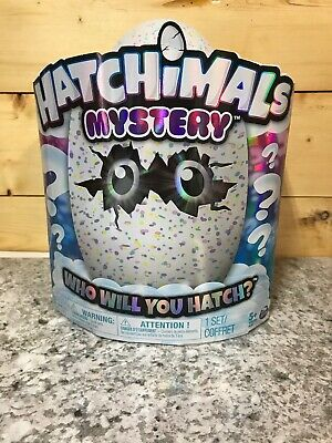 Hatchimals Styles May Vary Mystery Egg Blind Box