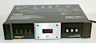 Monster Power Home Theatre Reference Power Center HTS 3600 w/ Manual & More