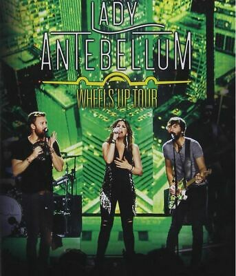 Lady Antebellum - Wheels Up Tour 2015 (CD+DVD) - Charts/Contemporary Country