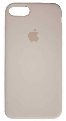 2dee764d758 Apple Silicone Cover Custodia per IPHONE 7 & 8 MQGQ2ZM /a Rosa - Sabbia OEM