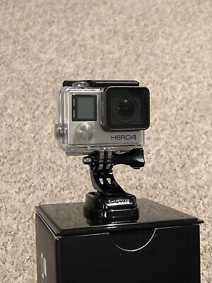 GoPro HERO4 (with 2x Extra Batteries and Charger)
