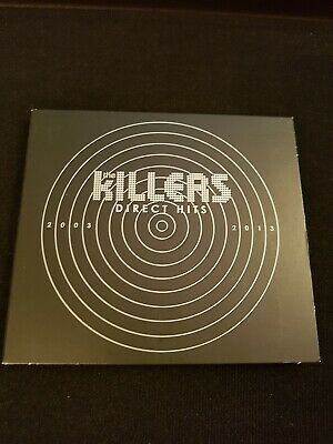 The Killers Direct Hits CD (2013)