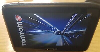 "TomTom Pro 7100 Automotive GPS MAPS OF EUROPE + UK & IRELAND. 4.5"" SCREEN"