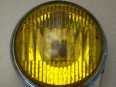 Cats Eye auxiliary lamp 7007, fog light, driving light, 6 1/4""