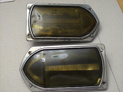 Guide R-T5A arrow signal lights PAIR, Bus, Firetruck, RV