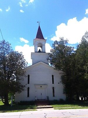 Historic 1840 Church! Foothills of Adirondacks/Upstate NY..Working Bell Worth $$