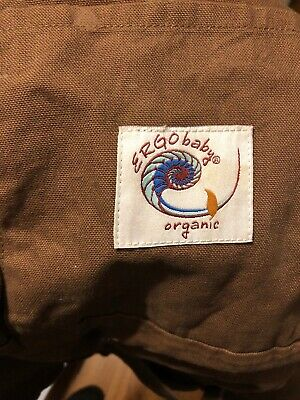 Ergo Baby Carrier, Organic , Brown , Used