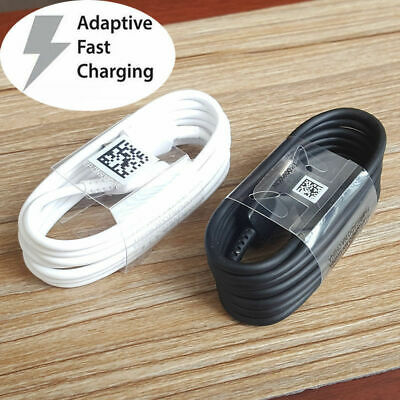 Genuine Samsung Galaxy Type C USB  Fast Sync Charger Charging Cable Galaxy S9/S8