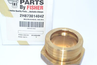 NEW Parts by Fisher 2H873014042 Bushing Seal