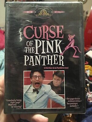 Curse Of The Pink Panther (DVD, 2005) - NEW