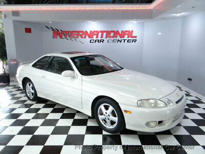 1999 Lexus SC 300 Luxury Sport Cpe 2dr Coupe 1999 Lexus SC300 Luxury Coupe 1 Owner Meticulosuly Serviced Power Moonroof CLEAN