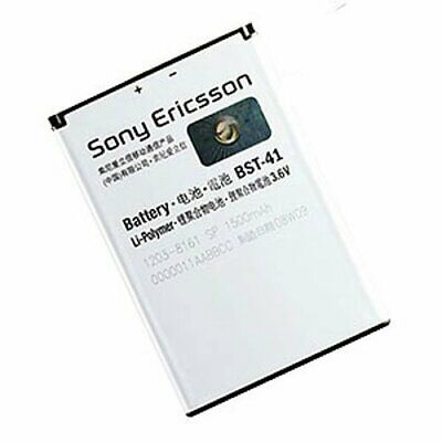 Original Sony Ericsson Akku Battery BST-41 für Xperia PLAY, X1, X2, X10, Aspen