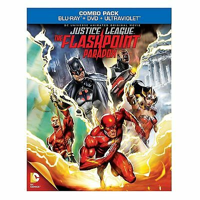 Dc Comics : Justice League: The Flashpoint Paradox [ Blu-ray ] - Brand New
