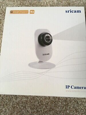 Sricam WI-FI  Mini IP Camera Android, iOS BNIB