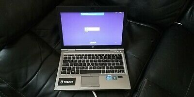HP EliteBook 2570p intel Core i5-3360M 8GB RAM 500GB HDD Dualbooted Laptop