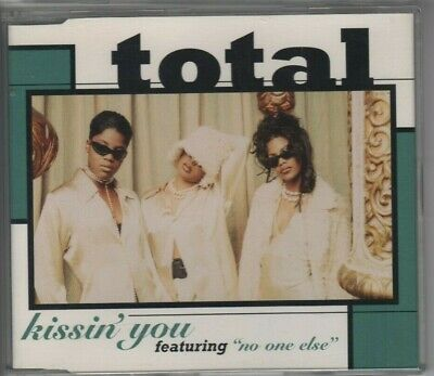 Total Kissin You & No One Else Puff Daddy Remix EU CD Single 74321 40417 2  RARE