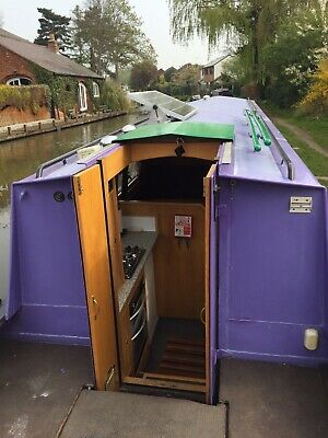 7 Days (6 Nights) Narrowboat Holiday Hire October, Canal, Short Break Midlands