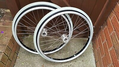 24 inch wheelchair wheels, Sunrise Argon, Quickie Life, Sport Wheelchair