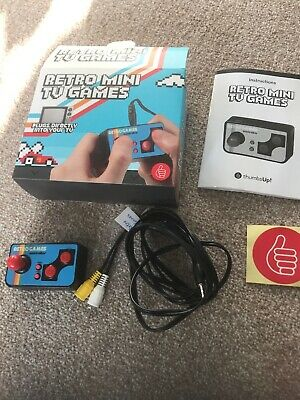 Thumbs Up Mini Retro TV Games Controller Console