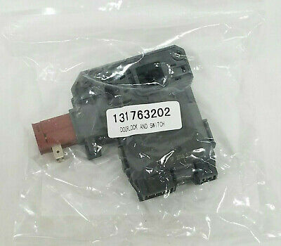 Frigidaire Compatible Washer Door Latch Switch Replacement 131763202 New