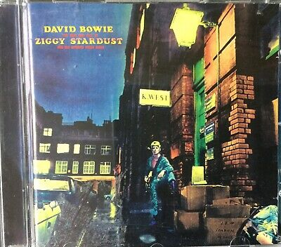 David Bowie - Rise and Fall of Ziggy Stardust and the Spiders from Mars~1990 CD