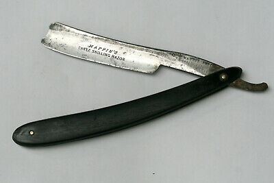 Ancien Rasoir coupe-choux Mappin Brothers. Mappin's. Three Shilling razor