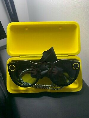 Snapchat Spectacles Black Original Design