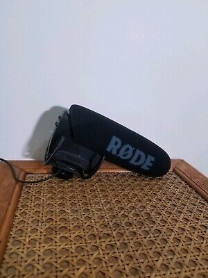 Rode VideoMic Pro Condenser Wired Professional Microphone