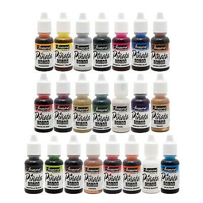 JACQUARD PINATA ALCOHOL INKS, 0.5oz Choose Your Color From The Menu